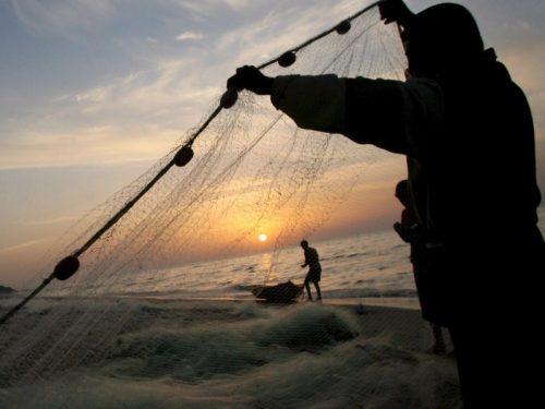 Venite dietro a me, e vi farò pescatori d'uomini